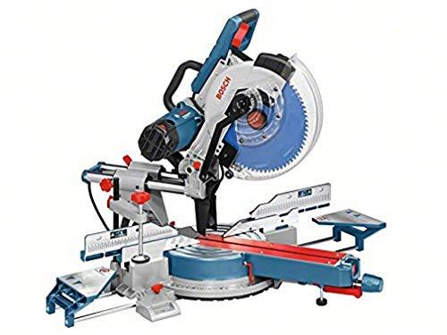 Bosch Professional Paneelsäge GCM 12 SDE (Schnittkapazität 0°: 85 x 370 mm, Sägeblattdurchmesser: 305 mm, 1.800 Watt)